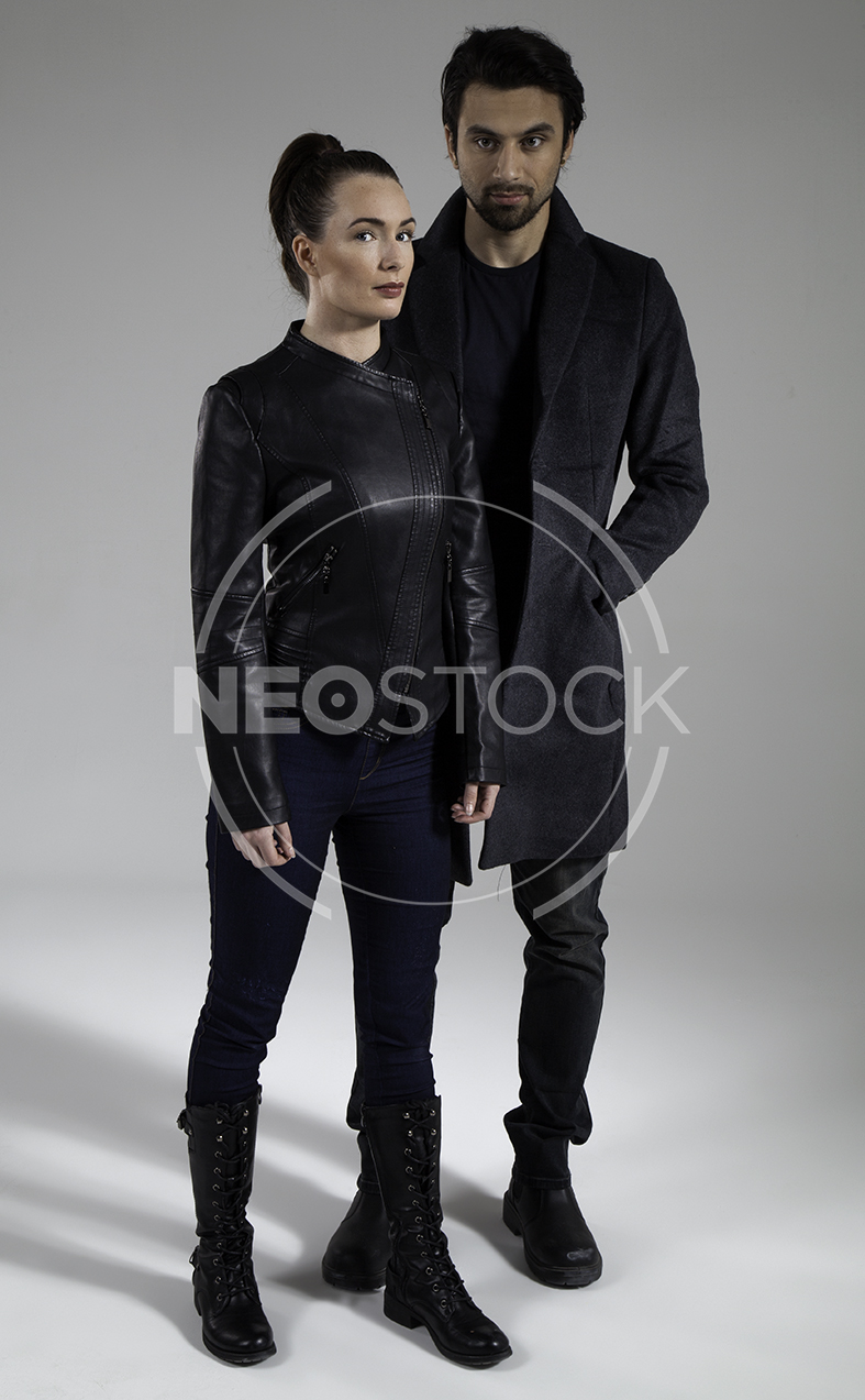 NeoStock - Action Thriller Couple - Stock Photography I