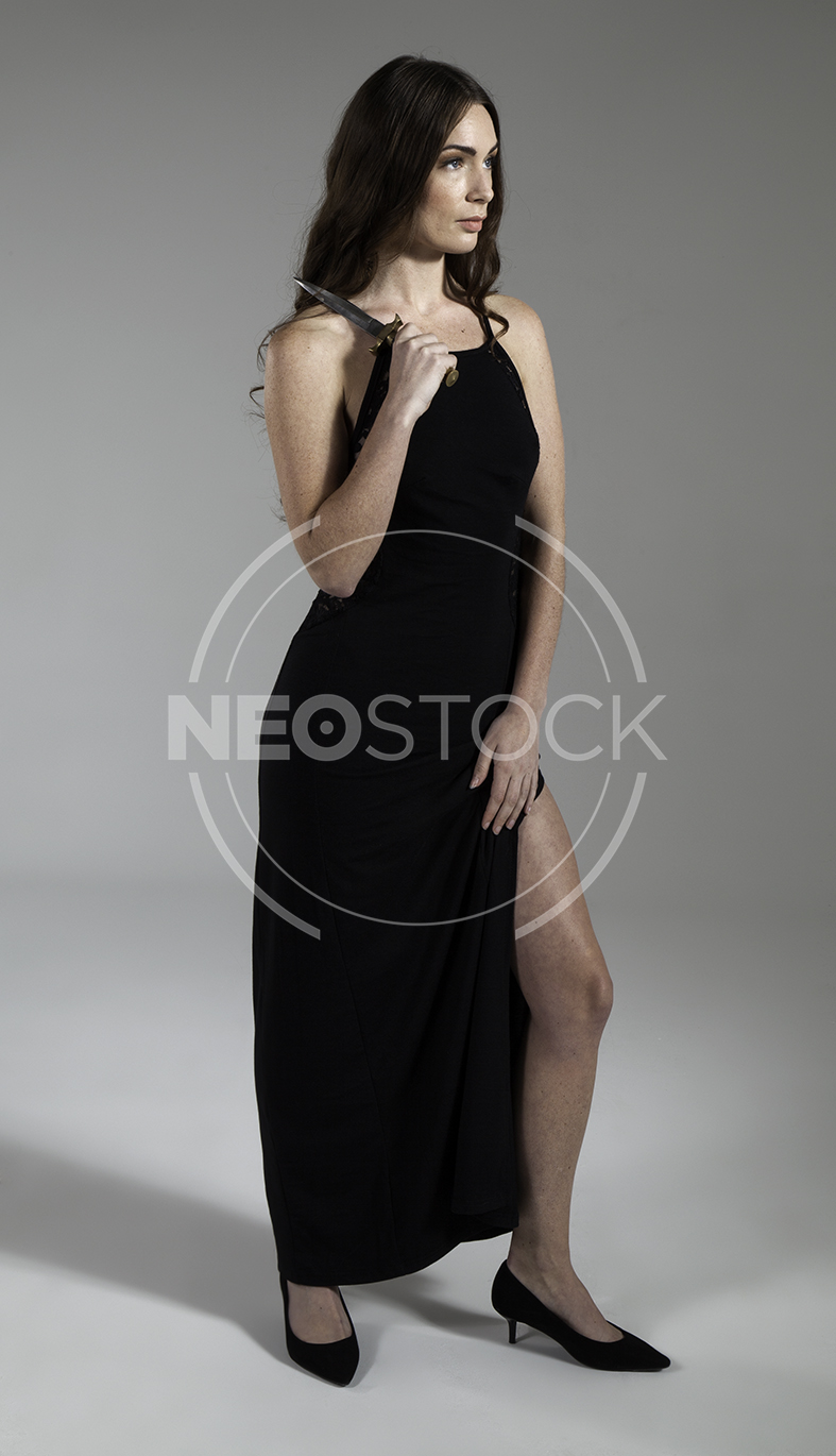 NeoStock - Donna Cocktail Assassin - Stock Photography V