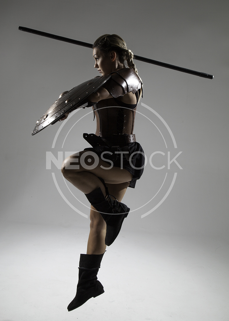 NeoStock - Emily H Amazon Warrior Woman - Stock Photography I